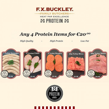 4 for €20 Protein Range