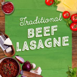 Beef Lasagne (1kg)