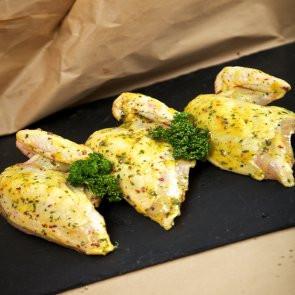 Garlic Chicken Breast