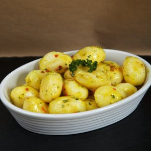 Garlic Roasties