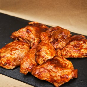 BBQ Chicken Pieces