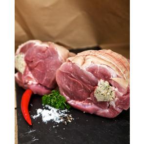 Free Range Stuffed Shoulder of Pork