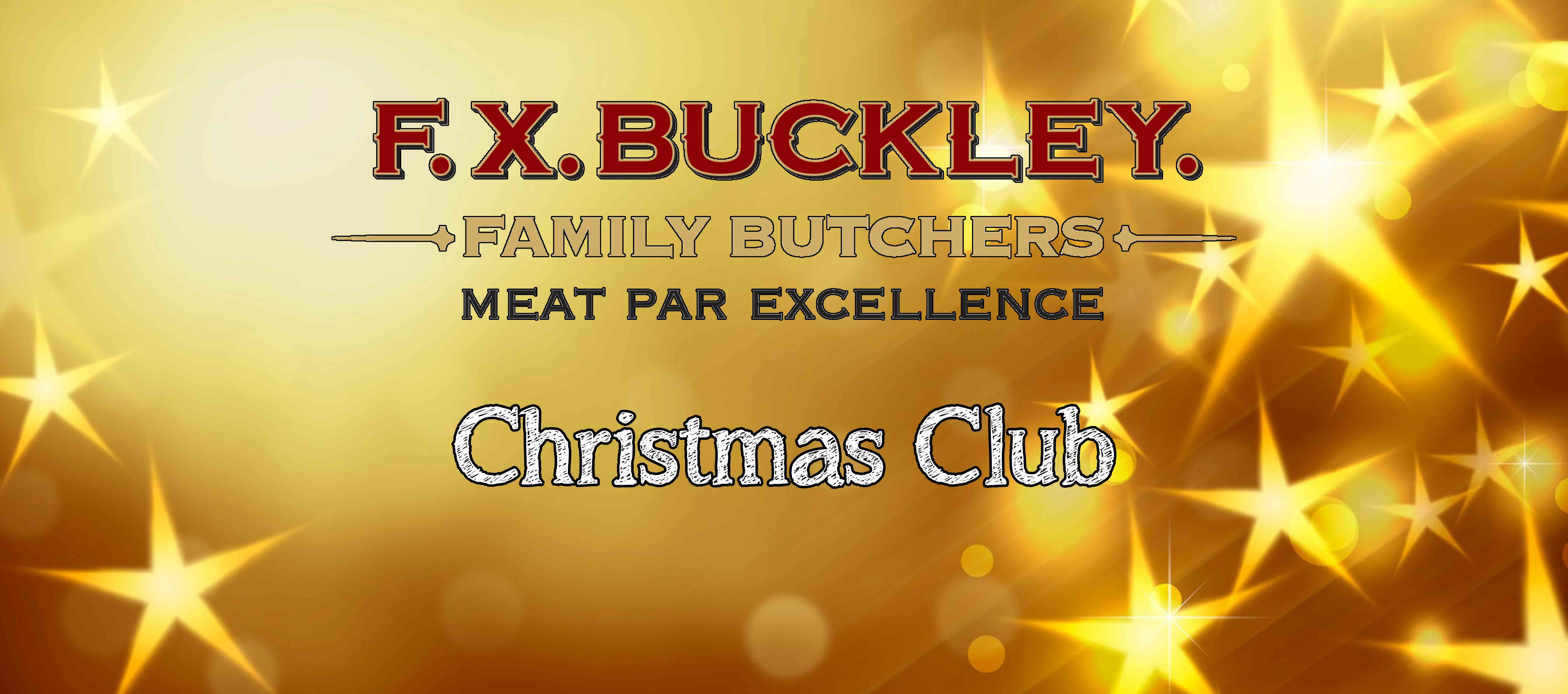 FX Buckley Christmas Club